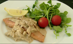 salmoncream
