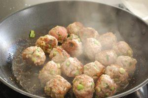 pork meatball