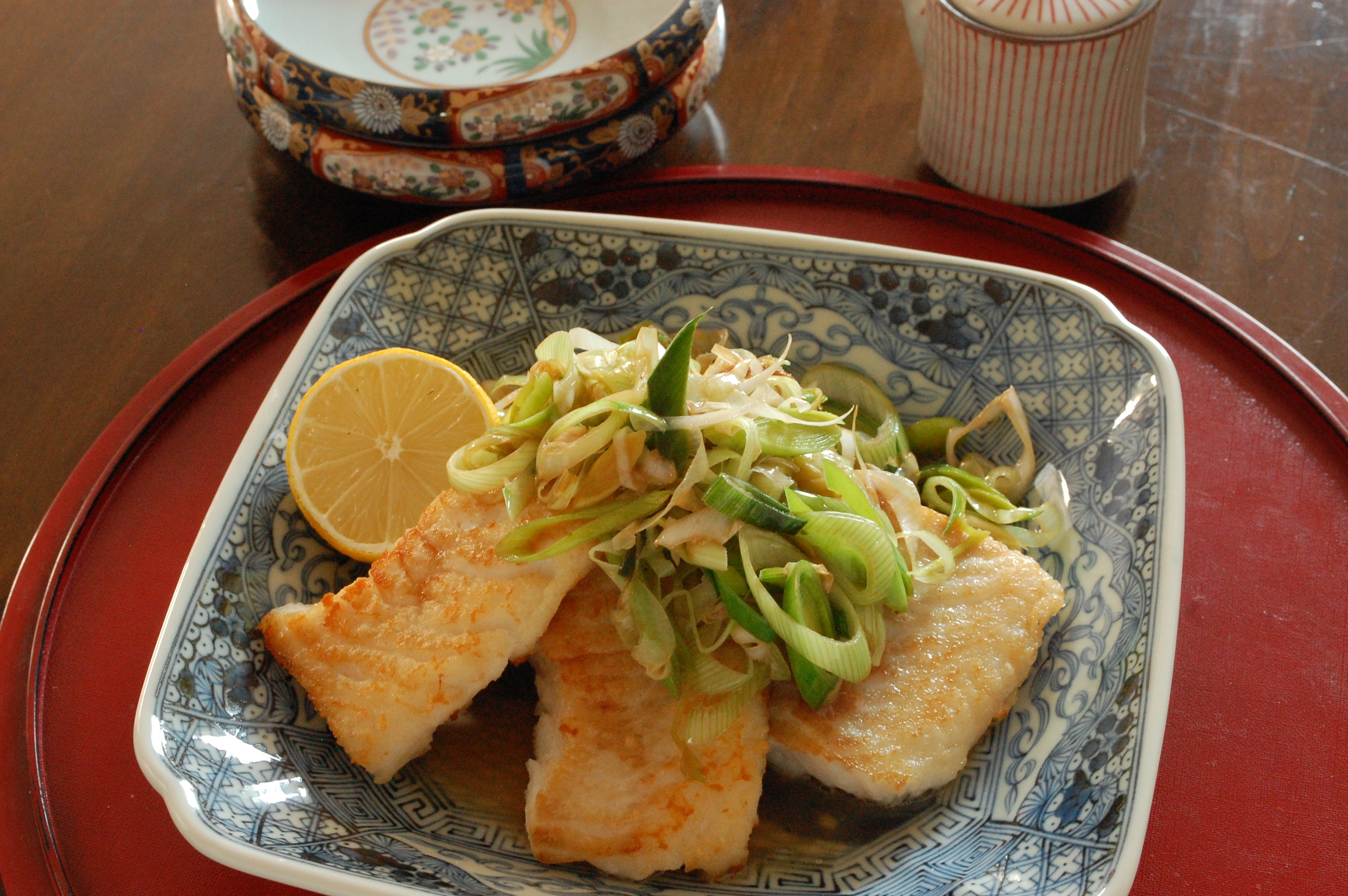 Butter And Soy Sauce Flavoured Cod Yukari S Japanese Kitchen