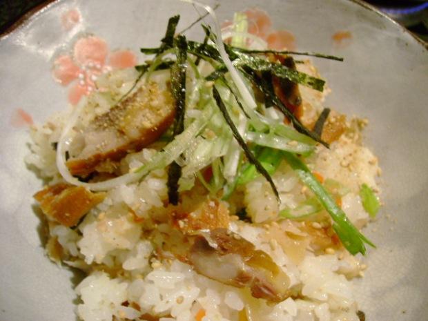 鯖の燻製寿司 完成